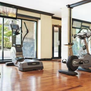 InterContinental Bali Resort à Sud de Bali: Fitness Centre