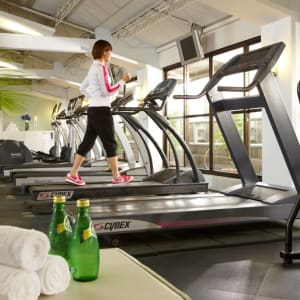 The Landis in Taipei: Fitness Centre