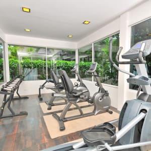 Chaweng Cove Beach Resort in Ko Samui: Fitness Centre
