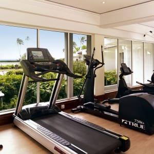 Taj Bentota Resort and Spa: Fitness Centre