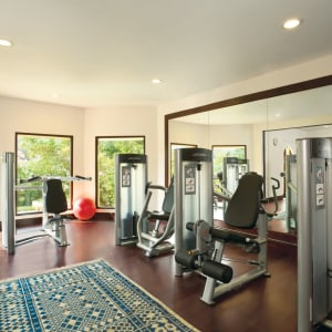 Trident in Jaipur: Fitness Centre