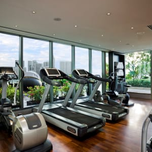 The Fullerton Bay à Singapour: Fitness Centre