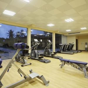 Centara Ceysands Resort & Spa Sri Lanka in Bentota: Fitness Centre