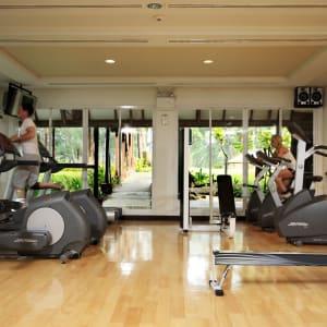 Dusit Thani Laguna in Phuket: Fitness Centre