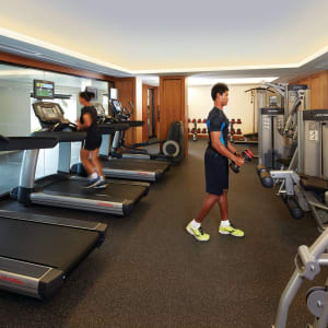 Outrigger Laguna Phuket Beach Resort: Fitness Centre