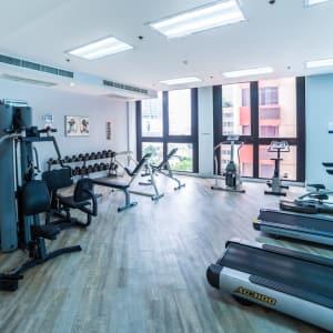 Bandara Suites Silom à Bangkok: Fitness Centre