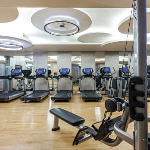 The Peninsula Bangkok: Fitness Centre