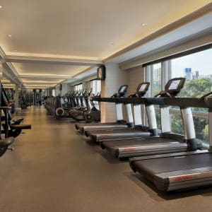 The Peninsula à Shanghai: Fitness Centre