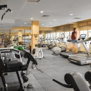 Raffles Hotel Le Royal in Phnom Penh: Fitness Centre