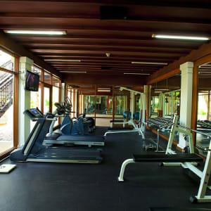 Aonang Villa in Krabi: Fitness Centre