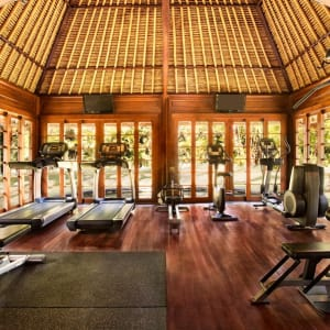 The Oberoi Beach Resort, Bali à Sud de Bali: Fitness Centre