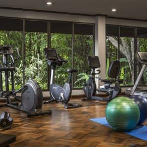 Anantara Golden Triangle Elephant Camp & Resort à Triangle d'Or: Fitness Centre