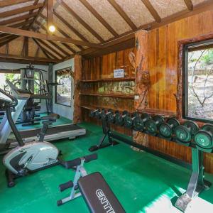 Panviman Resort in Ko Phangan: Fitness Equipment