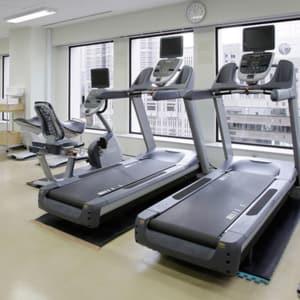 Keio Plaza à Tokyo: Fitness Room