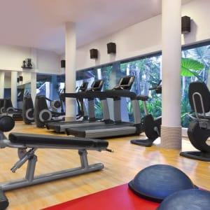 Dusit Thani Krabi Beach Resort: Fitness room
