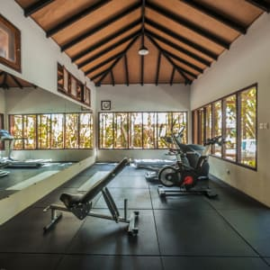 Inle Resort & Spa à Lac Inle: Fitness room
