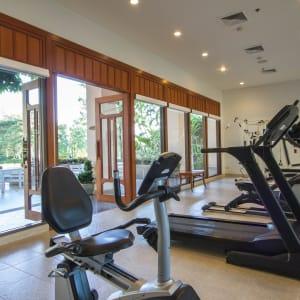 Imperial River House à Chiang Rai: Gym