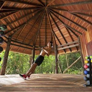Wa Ale in Mergui Archipel: Gym