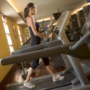 Nusa Dua Beach Hotel & Spa à Sud de Bali: Gym