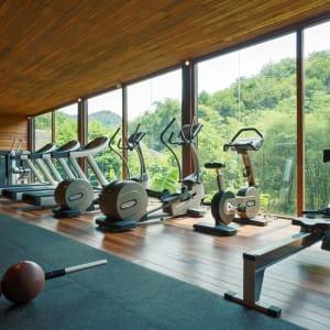 Six Senses Yao Noi in Ko Yao:  Gym