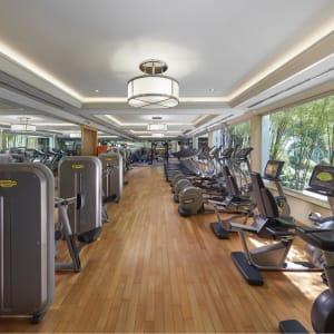 Mandarin Oriental à Bangkok: Gym