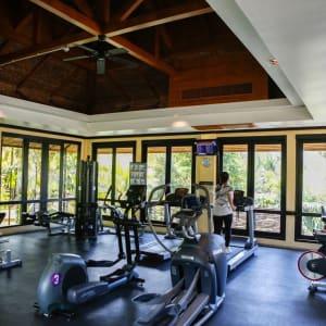 Centara Koh Chang Tropicana in Ko Chang: Gym