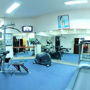 Anise à Hanoi:  Gym