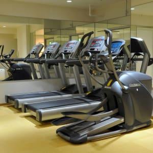 Kyoto Tokyu Hotel:  Gym