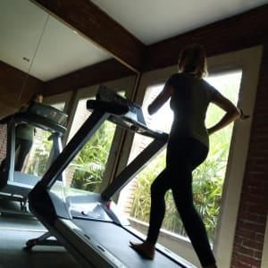 Plataran Borobudur Resort & Spa in Yogyakarta: Gym
