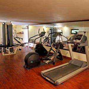 Rawalkot à Jaisalmer: Gym