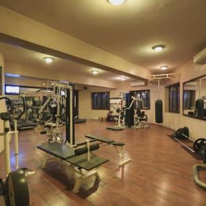 The Ajit Bhawan in Jodhpur: Gym