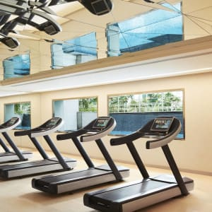 Taj Santacruz in Mumbai: Gym