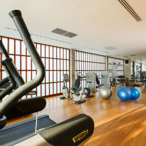 The Surin in Phuket: Gym