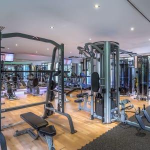Twinpalms Phuket: Gym