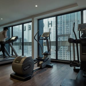 Hotel Stripes Kuala Lumpur: Gym