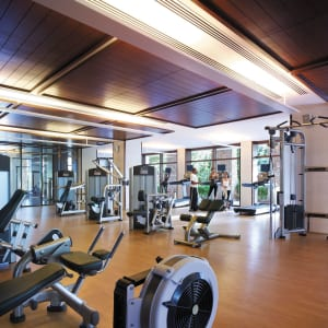 Shangri-La's Boracay Resort & Spa: Gym