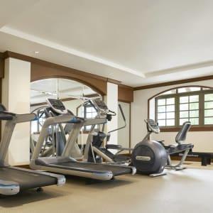 Orchard Rendezvous à Singapour: Gym