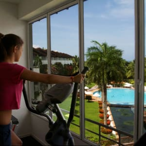 Lanka Princess in Beruwela: Gym