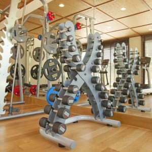 The Royal Sands Koh Rong in Sihanoukville & Inseln: Gym