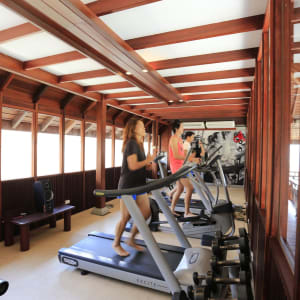 Pavilion Samui Villas & Resort in Ko Samui: Gym