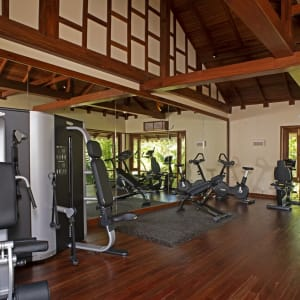Art of Sand Resort in Ngapali: Gym