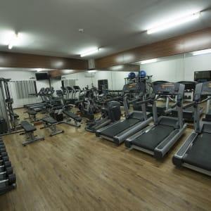 Bagan Lodge: Gym