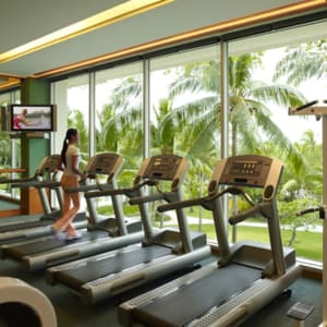 Shangri-La's Mactan Resort & Spa à Cebu: Health Club
