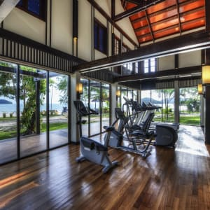 Pelangi Beach Resort & Spa à Langkawi:  Pelangi Fitness Centre