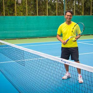 Dusit Thani Krabi Beach Resort: Tennis