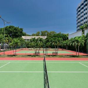 Siam Bayshore in Pattaya: Tennis