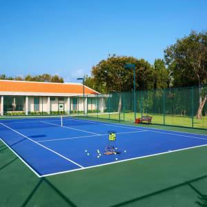 Santiburi Koh Samui à Ko Samui: Tennis Court