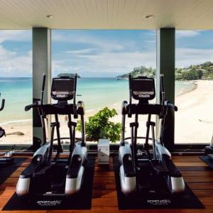 The Shore at Katathani à Phuket: The Fitness