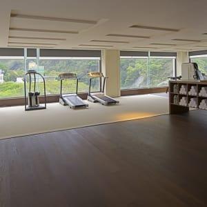 Silks Place Taroko: The Fitness Room