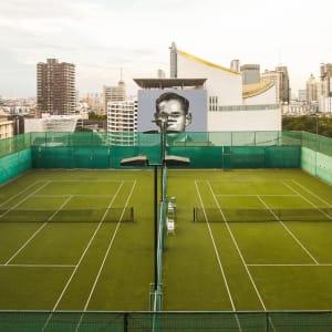 Pathumwan Princess in Bangkok: The Olympic Club Tennis Court